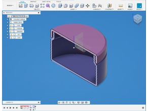 Parametric Screw Top Container - Style 2