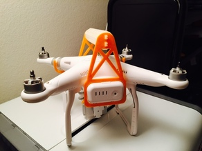 DJI Phantom 3 carry handle