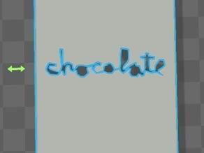 Chocolate Skateboard Iphone 5/5s