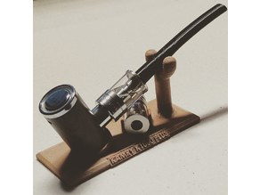 KAMRY K1000 Plus E-Pipe Stand & Drip Tip