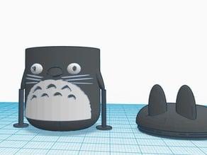Totoro Egg Pod