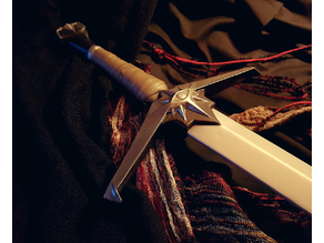 Blade of the Faith (Dragon Age: Inquisition Sword)