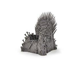 Iron Throne (modified)