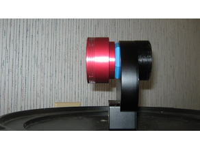 ZWO FILTER WHEEL AND CAMERA ADAPTER