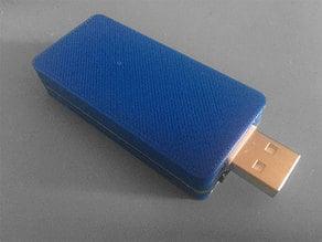 USB Dongle Case for Raspberry Pi Zero W