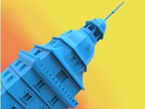 Bavarian Castle / Tower / Glockenturm