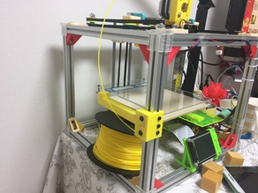 FilamentHolder for Smartrapcore ALU