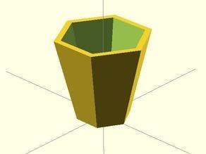 Parametric Pencil Holder / Portalapices Parametrico