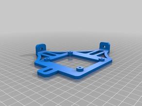MOSFET Mount (3D-Freunde) for CR-10