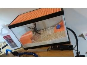 2.5 gallon aquarium / tank lid