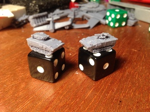 amx-10p and amx-10p PAC90 for microarmor