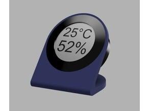 Hygrometer stand (Round +- 41mm)