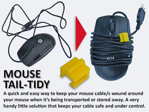 Mouse Tail-Tidy
