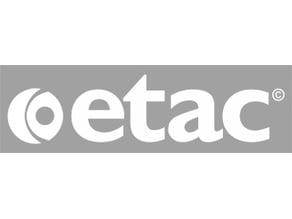 Etac logo keyring