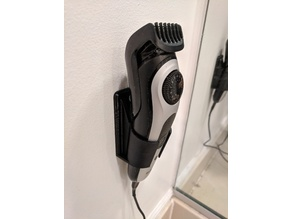 Wall Mount for Braun Beard Trimmer