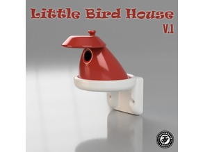 Little Birdhouse (Version 1)
