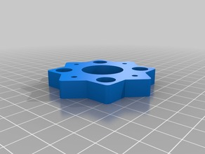 Damper for Sapphire S (axis Z).
