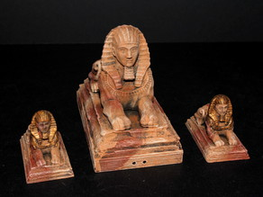 OpenForge 2.0 Sphinx Statues