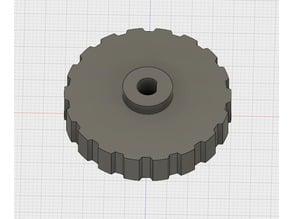 Printrbot Simple Metal E-Jogger Knob