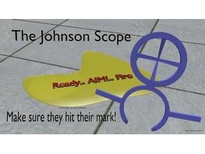 The Johnson Scope - Humorous Bathroom Novelty Item