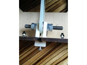 Graber I3 Y-Belt Tensioner