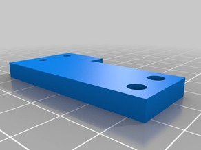 Flsun cube Y-limit switch