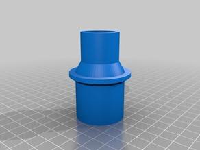 My Customized Vacuum Hose Adapter (2
