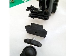 GoPro Mount Tripod Adapter