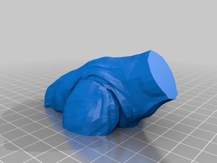T-Rex Sliced for Printing 2x Larger