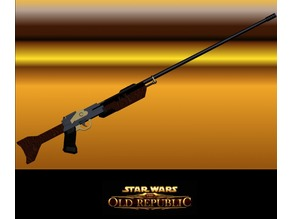Tusken Raider Cycler Rifle (Basic from SWToR)