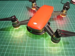 Battery Holder for DJI Spark