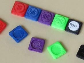 3DBucks Printing Credits