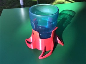 Spoasters Spill Proof Coaster design