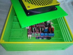 Ramps-FD V1 RevA and Tl-Smoothers case for Arduino DUE