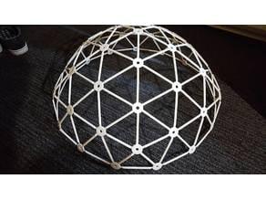 3V Geodesic Dome