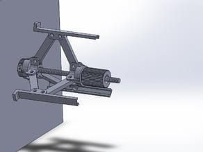 variable spool holder