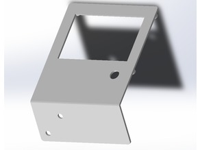 Ender 3 - Pannello LCD - front panel