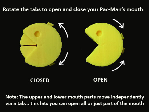 Life's Simple Pleasure: Origami Creation - Pacman Ghost Lives | 472x628