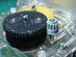 Mercedes W126 560SEC Digital speedometer pinion gear (12 tooth)