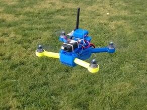 T4 Quadcopter Mini 250 Drone (5 inch props)