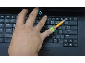 Finger extender