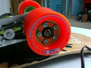 DIY eSk8 Motor Mount v1