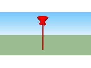 Toss Up / Triple Shot Playground Hoop