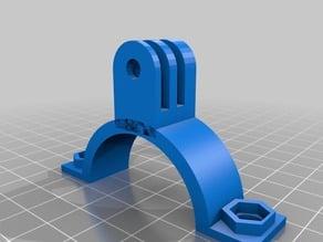 GoPro 40mm (4cm) Rollbar Mount