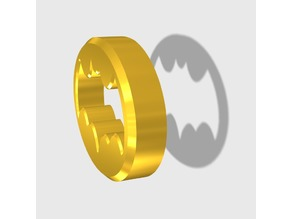 Classic Batman Chest Logo - 1966 - Adam West