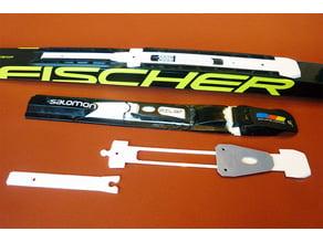 XC Nordic SNS-Pilot / IFP-Ski Shim Plate