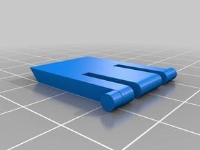 Logitech K260 keyboard foot v1