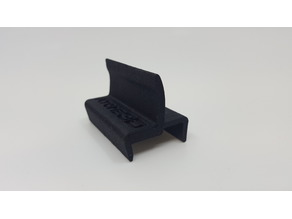 Raise 3D pro2 Perforated plate clip