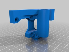 Prusa i3 z axis on M8 threads