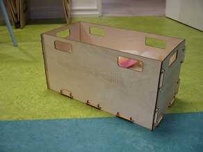 4mm plywood crate